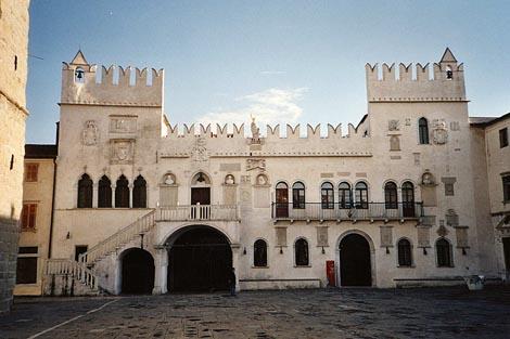 Praetorian Palace in Koper (Capodistria)