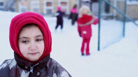 The Quiet One, dir. Ina Holmqvist, Emelie Wallgren